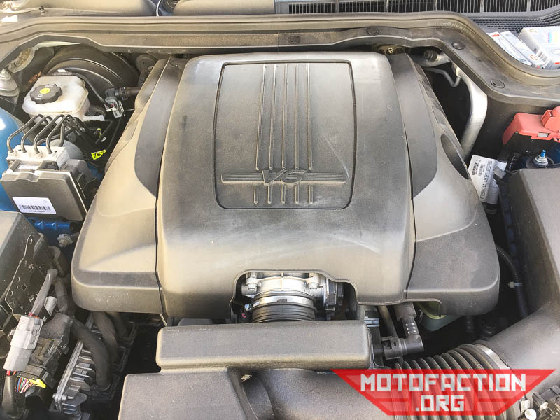 How to change the spark plugs - Holden VE VF Commodore 3 6L