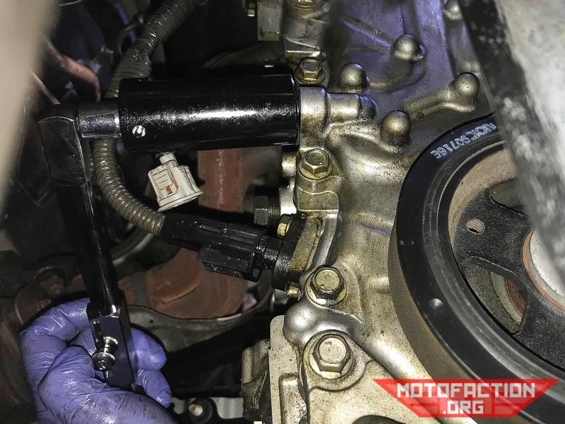 2011 corolla oil pressure sensor