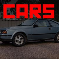 Here is the icon for the cars section of the MotoFaction.org website.