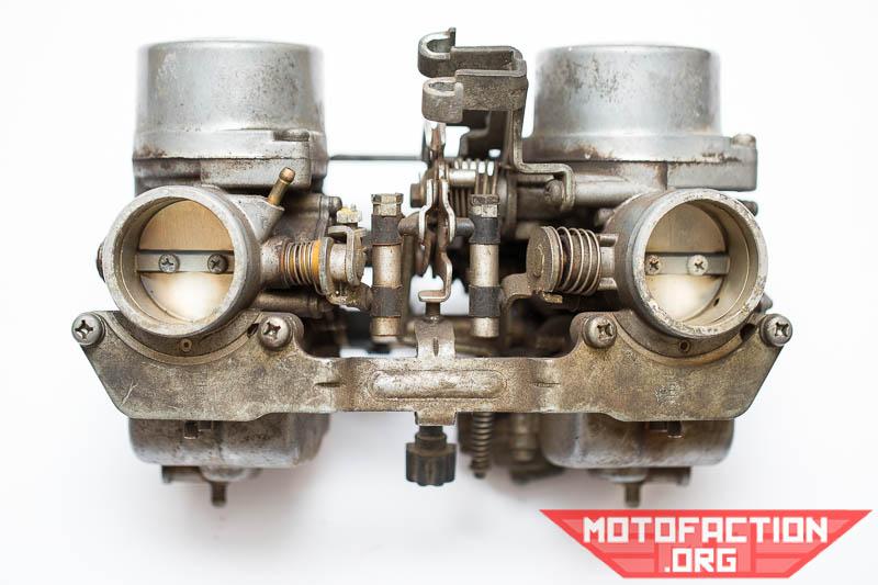 Try These Cx500 Carburetor {Mahindra Racing}