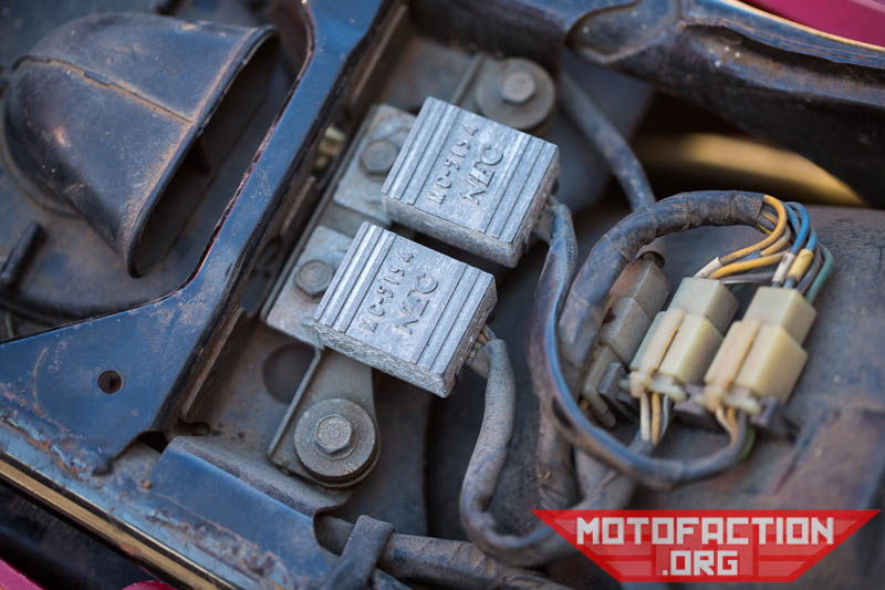 How to tell whether you have CDI or TI? Honda CX500, GL500