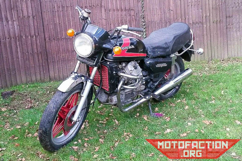 Here Are Some Photos Of The Honda CX500 Cafe Racer Build Titled Brooks Brat As