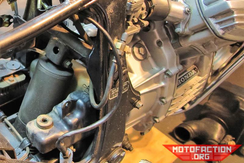 Pro-Link shock absorber alternatives - Honda CX500E, CX500T