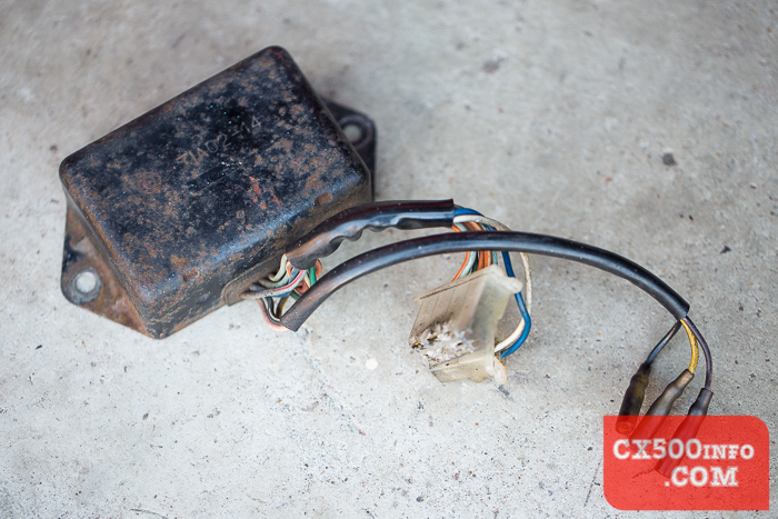 Ignition System - Honda CX500, GL500, CX650, GL650 etc