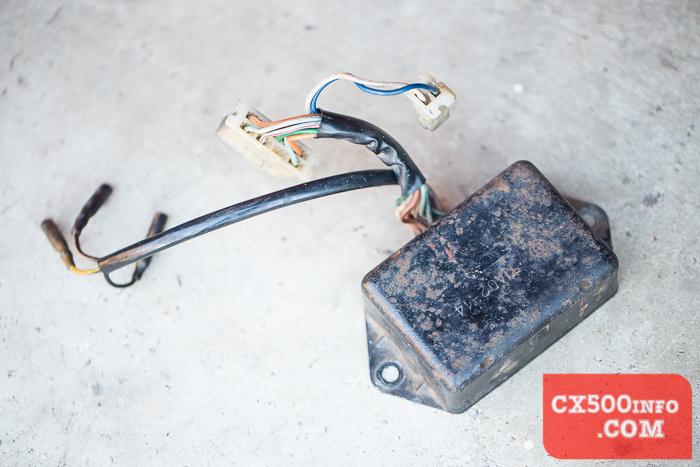 honda cdi ignition box wiring