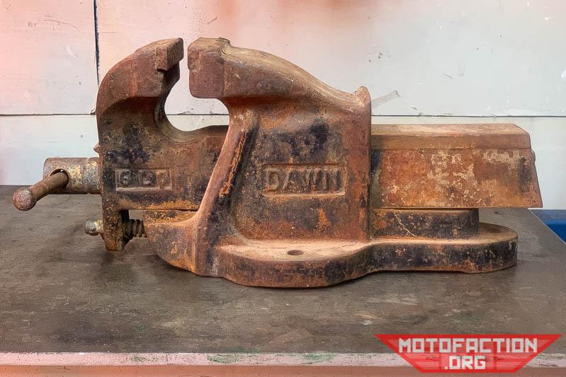 Dawn Quick Release Bench Vice Vise 6lq Restoration Review