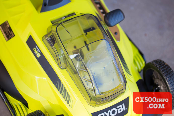 Ryobi One Plus Lawn Mower OLM1840H Review - Battery powered